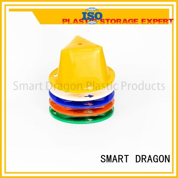 SMART DRAGON pp material car roof hat customized for auto