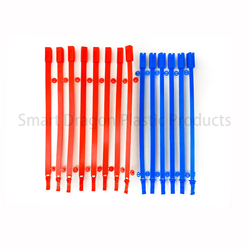 SMART DRAGON-High-quality Total Length 210mm Security Plastic Seal | Plastic Security Seal