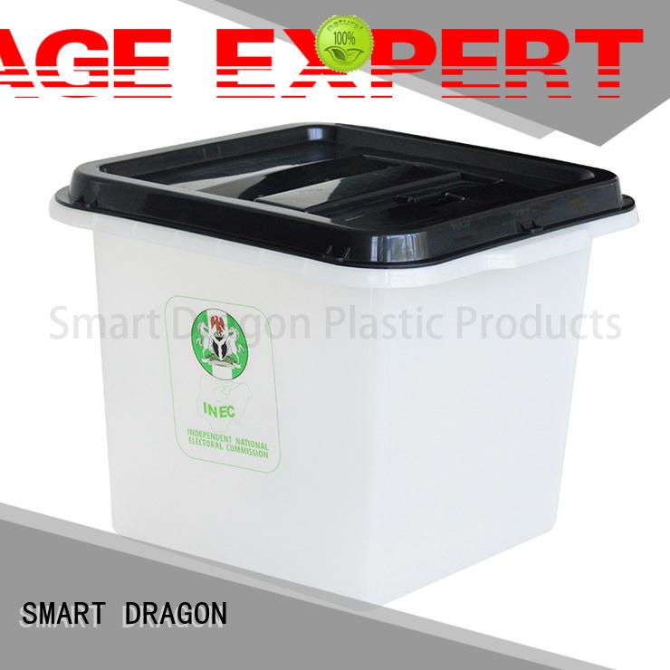 SMART DRAGON polypropylene extra large ballot box vote for election
