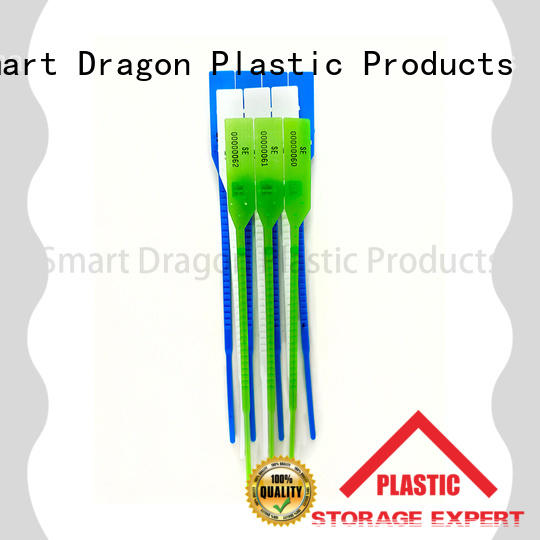 SMART DRAGON 210mm plastic seal for container seamless for packing