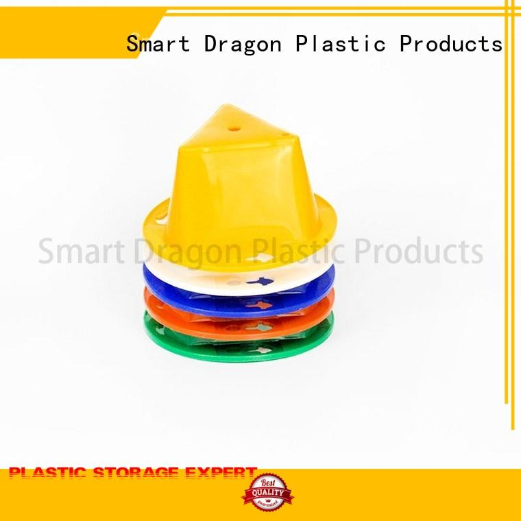 best quality car top hats plastic for vehicle SMART DRAGON