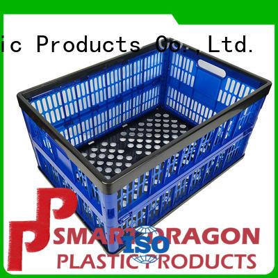 SMART DRAGON wholesale custom crates brands for turnover