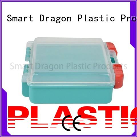 first aid box supplies material pp SMART DRAGON Brand plastic medicine box