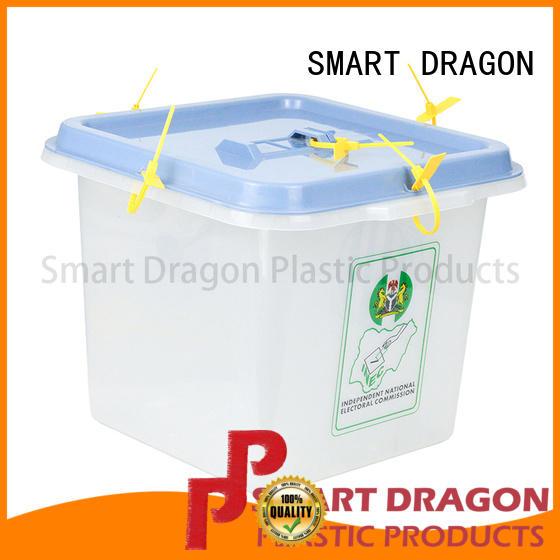 SMART DRAGON bottom voting ballot box bulk production for election