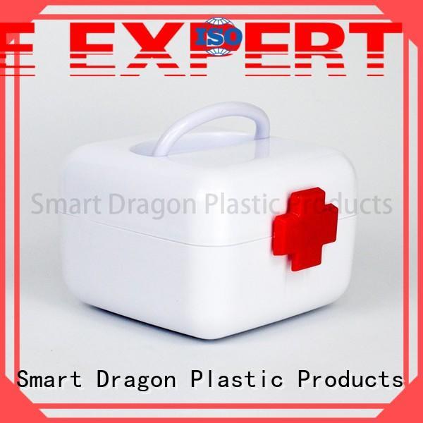 SMART DRAGON Brand camping aid plastic medicine box manufacture