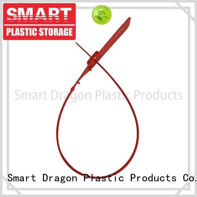 Quality SMART DRAGON Brand tank plastic bag security seal