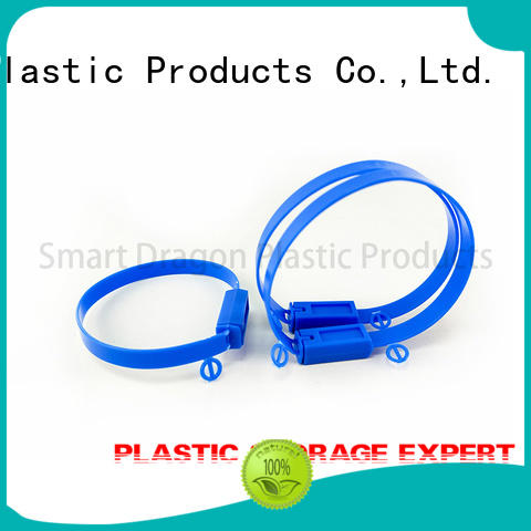 customized pull tight security seals proof for ballot box SMART DRAGON