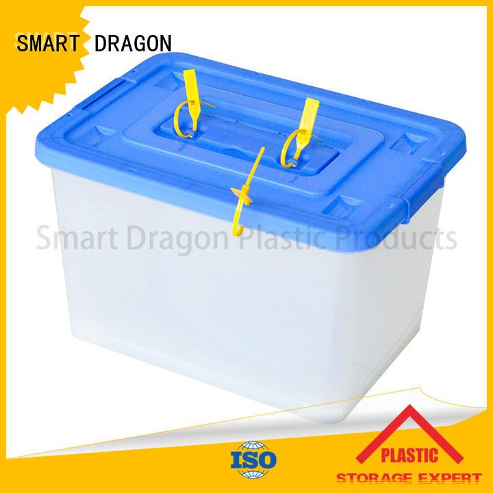 SMART DRAGON Brand lid ballot box company 4060l supplier