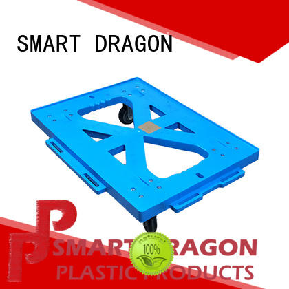 SMART DRAGON latest plastic trolley get quote for transportation