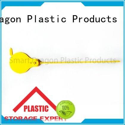SMART DRAGON Brand evident 230mm tear plastic bag security seal