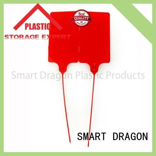 Security Seal Length 250mm Plastic Polypropylene Material