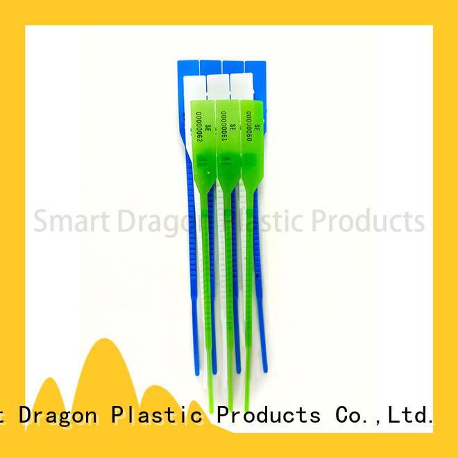 tamper plastic safety seal standard for packing