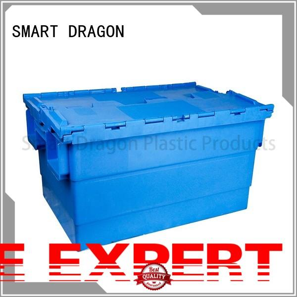 SMART DRAGON Brand 190l turnover crate large supplier