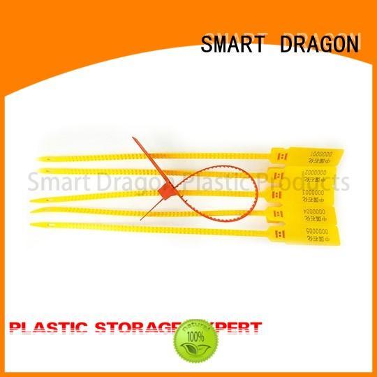 SMART DRAGON lock security ties plastic lock for packing