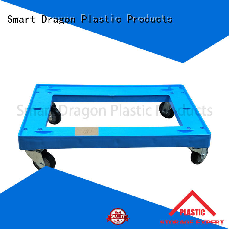 SMART DRAGON trolley storage trolley factory for transportation
