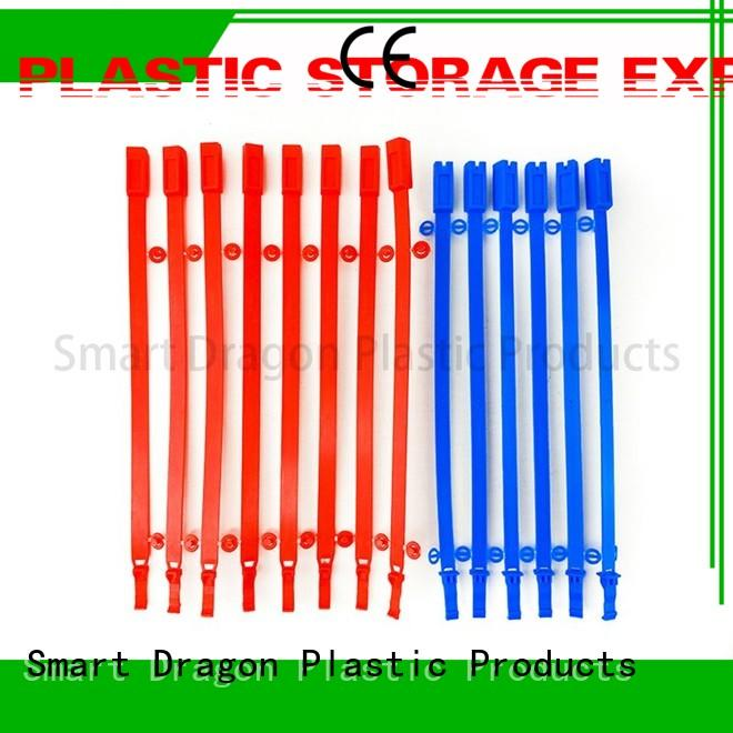 SMART DRAGON evident plastic container seal proof for ballot box