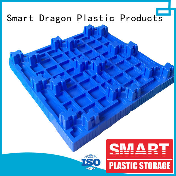 large blue pallets for sale plastic fro shipping SMART DRAGON