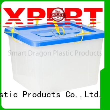 boxes wheel 4060l ballot box company SMART DRAGON Brand