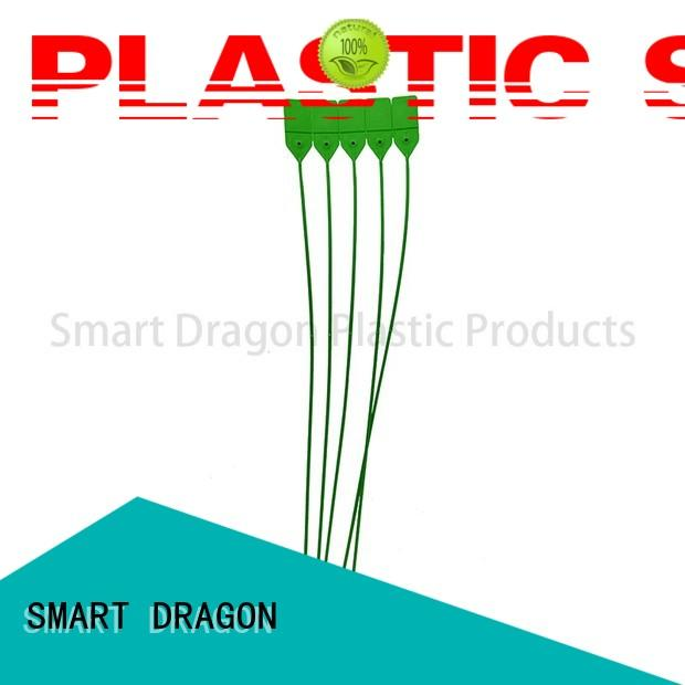 polypropylene plastic meter seals pp material for ballot box SMART DRAGON