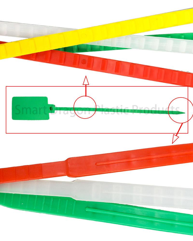 SMART DRAGON-Professional Tamper Proof Plastic Seals Security Ties Manufacture-2