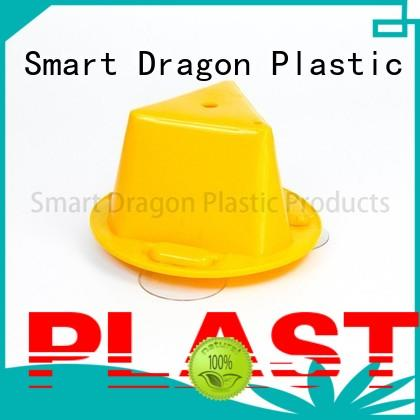 pp material magnetic car top hat plastic for auto SMART DRAGON