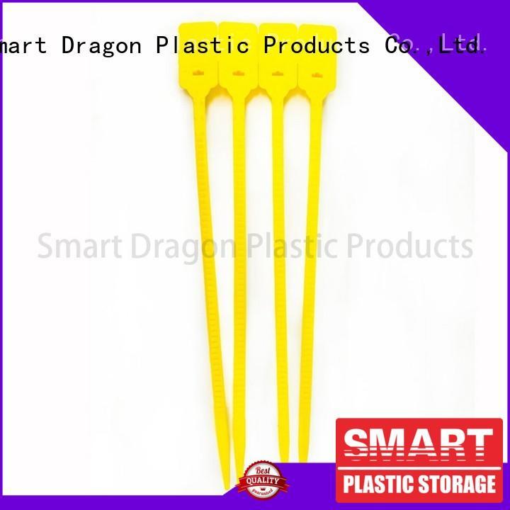 high-quality plastic seals for bags polypropylene for ballot box SMART DRAGON