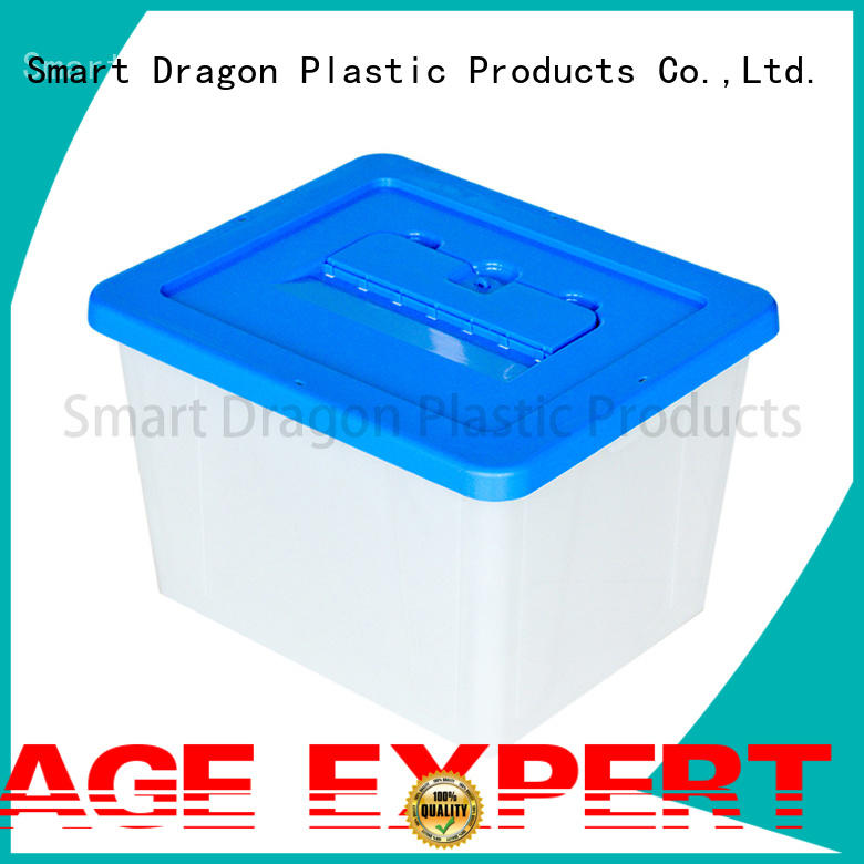 ballot box company colored newest plastic products large SMART DRAGON Brand