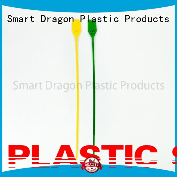 SMART DRAGON cable plastic tamper evident seals traffic for voting box