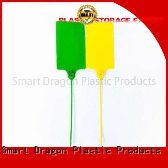 polypropylene plastic safety seal pp material for packing SMART DRAGON