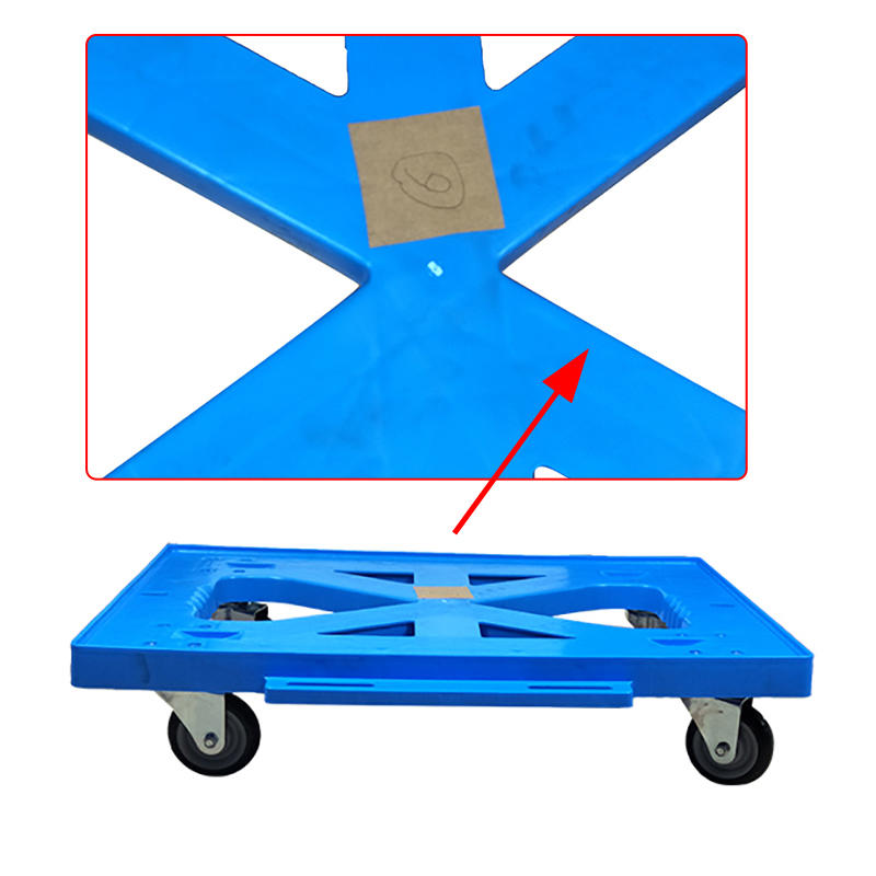 SMART DRAGON-Manufacturer Of Storage Trolley Platform Moving Stackable Cart Dolly Truck Cart-1