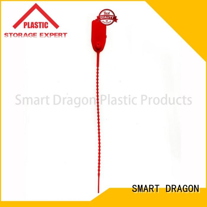 high security truck seals red 230mm SMART DRAGON Brand company