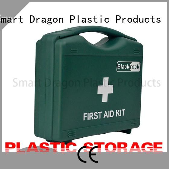 pp material large medicine box for travel SMART DRAGON