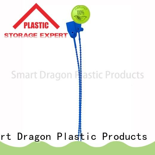 SMART DRAGON special processing plastic truck security seals 295mm for packing