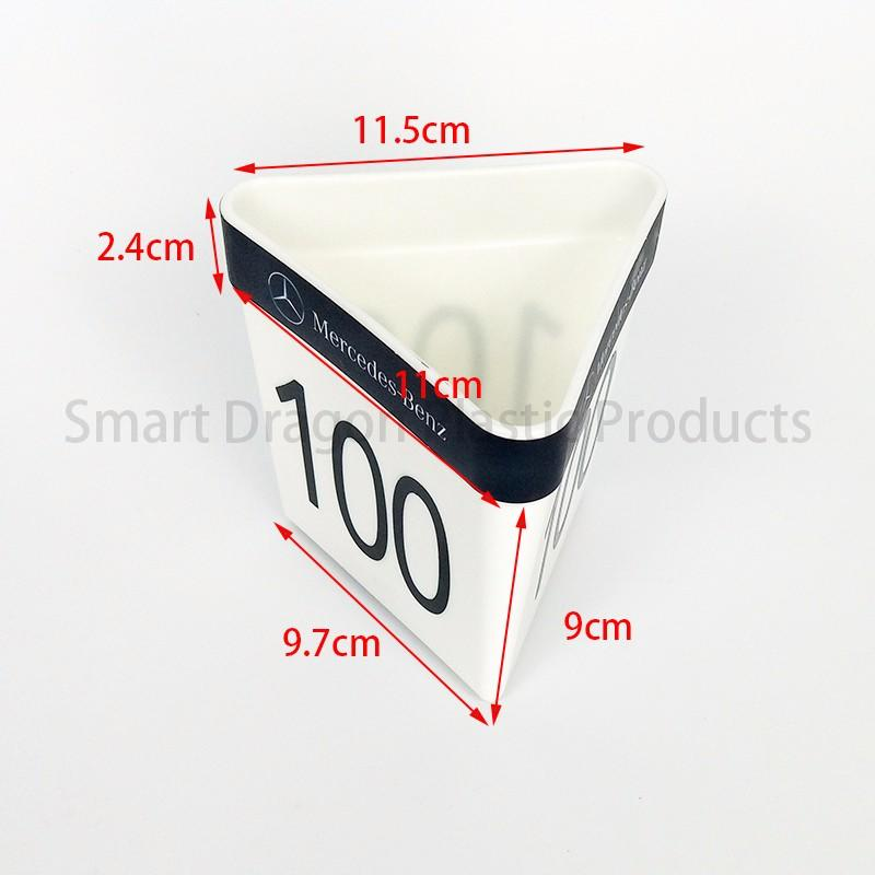 SMART DRAGON-High-quality Customized Pp Material Plastic Car Top Hats | Plastic Car Top Hats-1