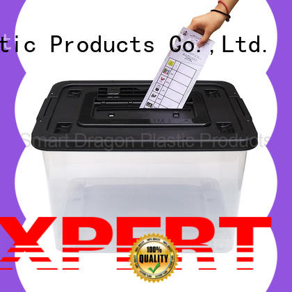 SMART DRAGON top supplier plastic storage bins factory for storing