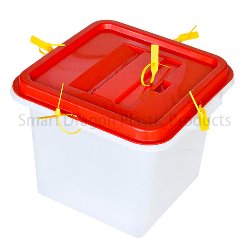 how much large ballot box plastics OEM for election-3