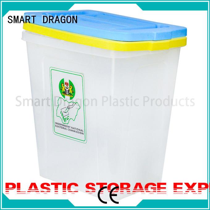 SMART DRAGON seals suggestion ballot box customization for election