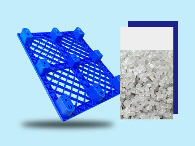 SMART DRAGON durable plastic pallet cost for products-1
