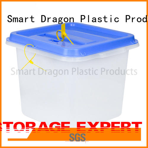 material ballot box company recyclable plastics SMART DRAGON Brand