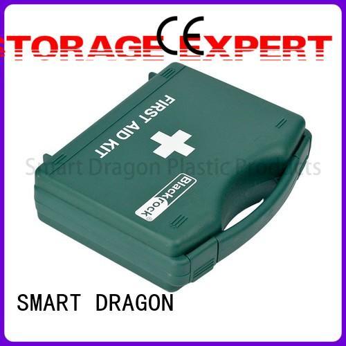 pp material medical aid kit waterproof for travel SMART DRAGON