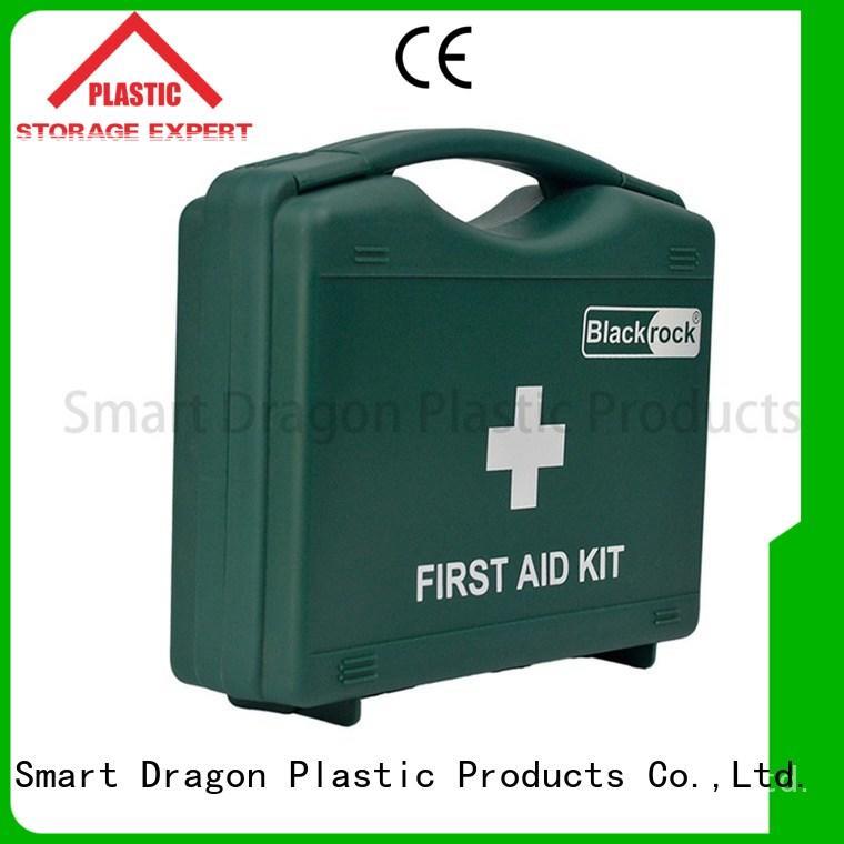 SMART DRAGON Brand travel material plastic medicine box kit factory