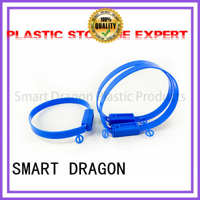 printed numbered security seals logo pull for voting box