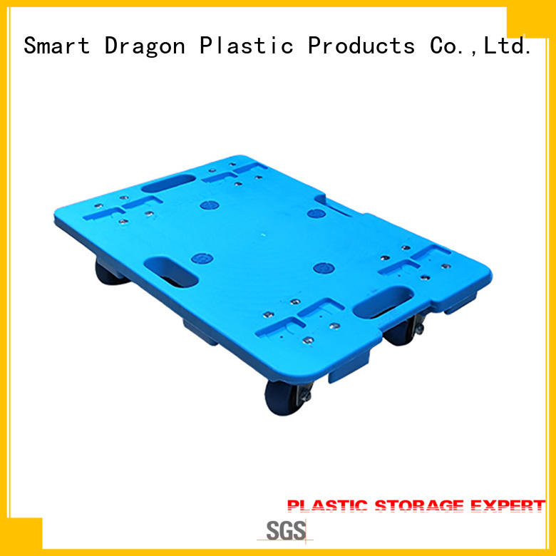 SMART DRAGON wholesale plastic hand truck for business for turnover