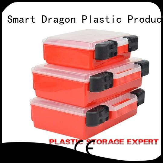 SMART DRAGON Brand pp plastic medicine box first factory