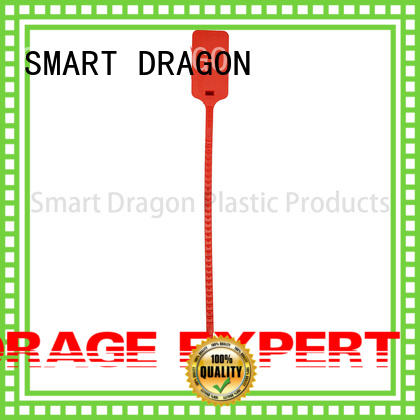 SMART DRAGON customized plastic lock seal fire for packing
