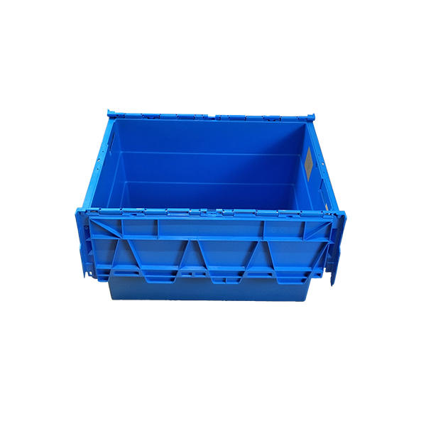 SMART DRAGON-Find Plastic Storage Boxes Solid Stack Nestable Plastic Turnover Boxes-2