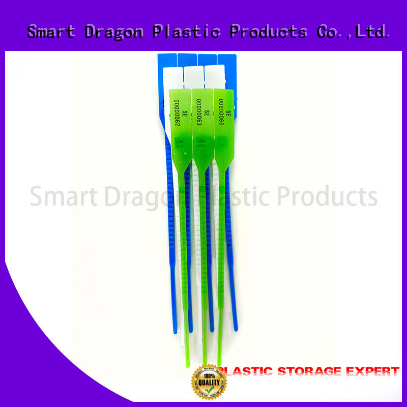 Quality SMART DRAGON Brand high security truck seals by