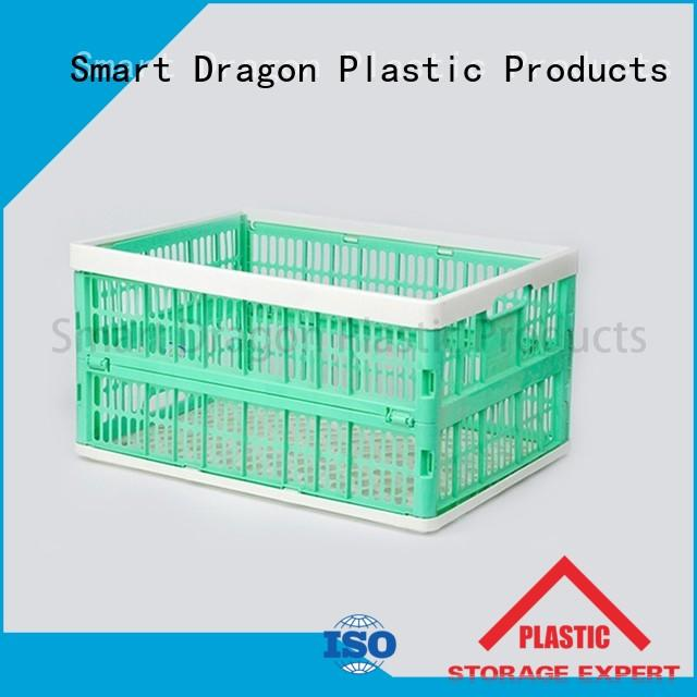 SMART DRAGON Brand boxes turnover crates for sale wall