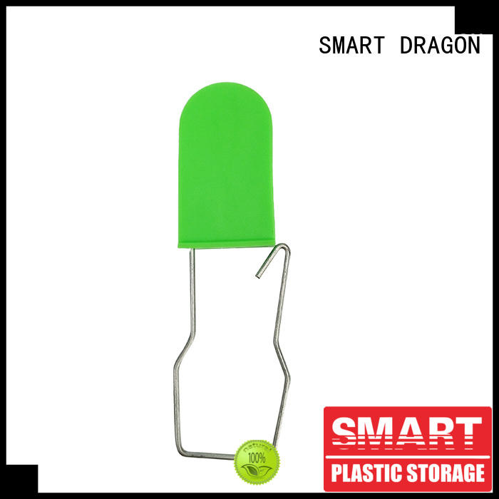 SMART DRAGON 387mm numbered plastic security seals pull for packing