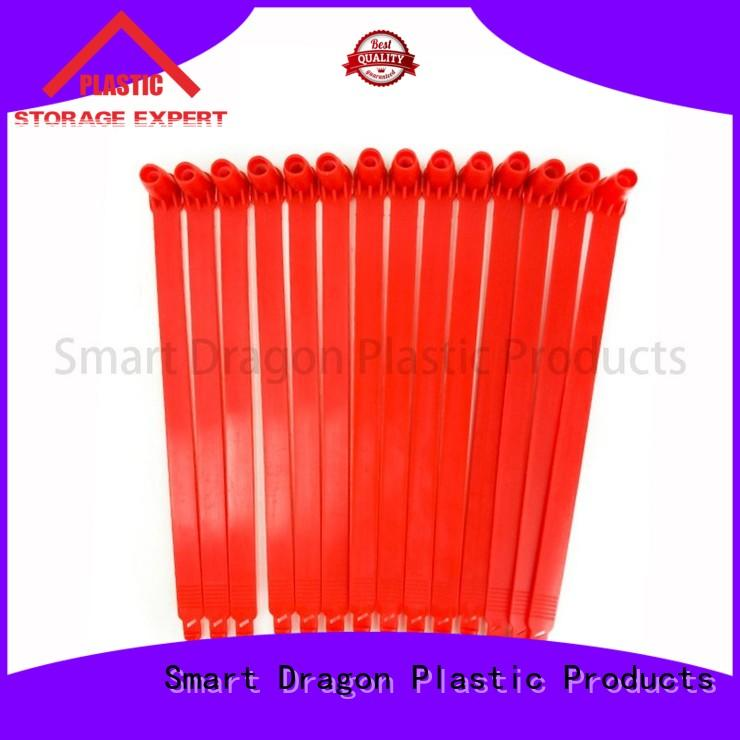 SMART DRAGON number plastic luggage seal standard for ballot box
